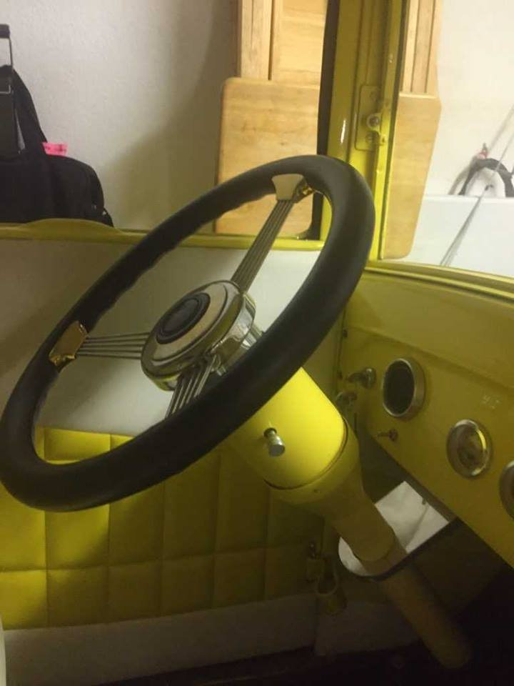 1927 Ford Tall T Coupe (Goodyear, AZ) $29,900 For Sale (picture 5 of 6)