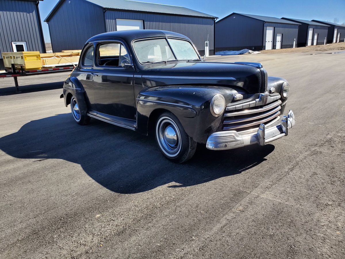 1946 Ford Super Deluxe Coupe  For Sale (picture 1 of 6)