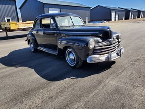 1946 Ford Super Deluxe Coupe  For Sale