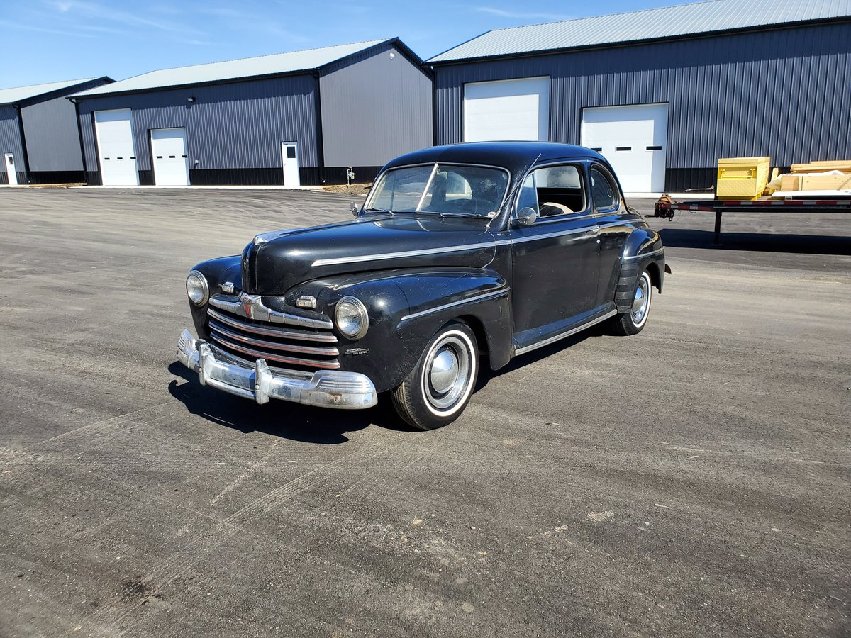 1946 Ford Super Deluxe Coupe  For Sale (picture 2 of 6)