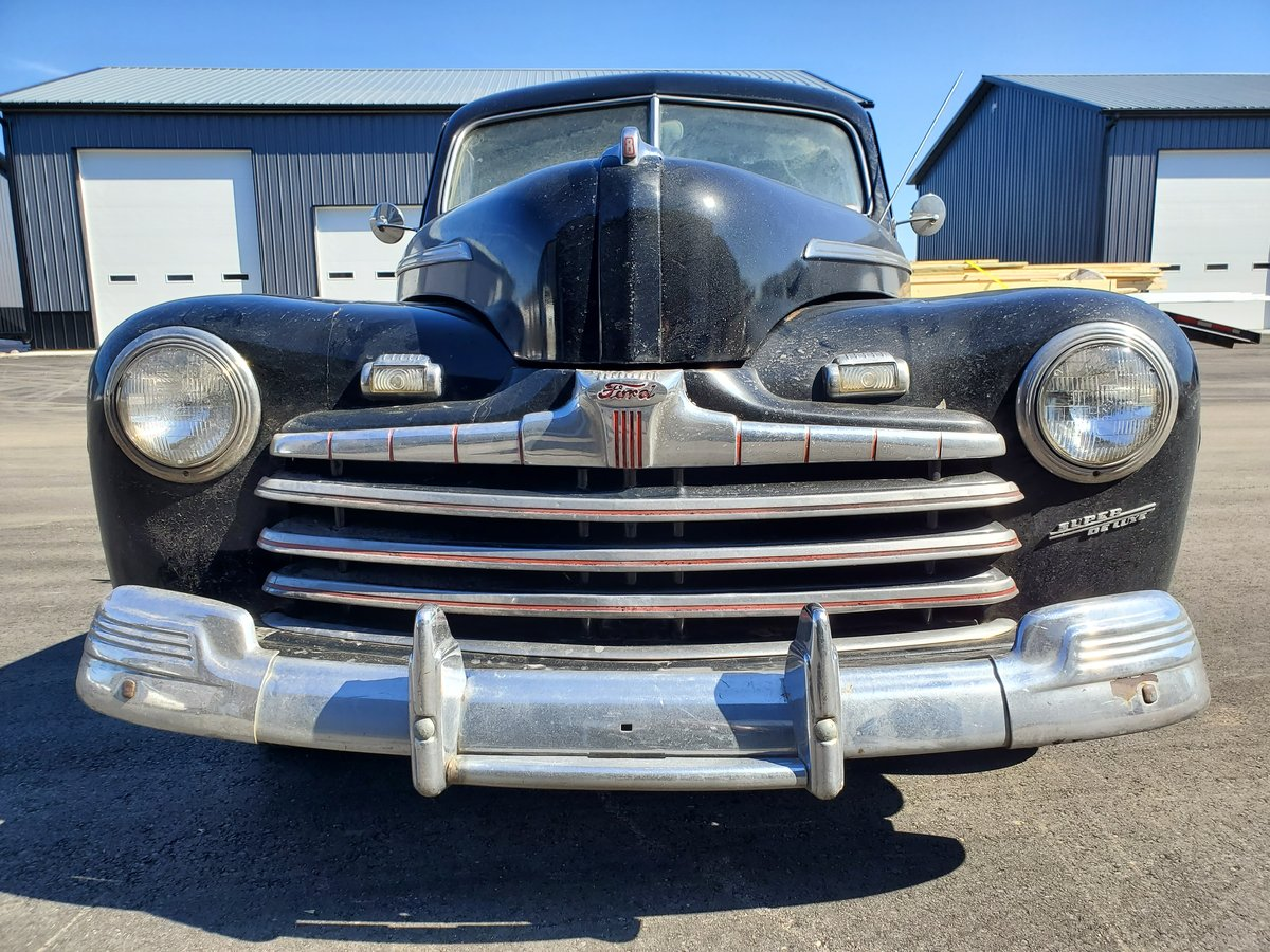 1946 Ford Super Deluxe Coupe  For Sale (picture 5 of 6)