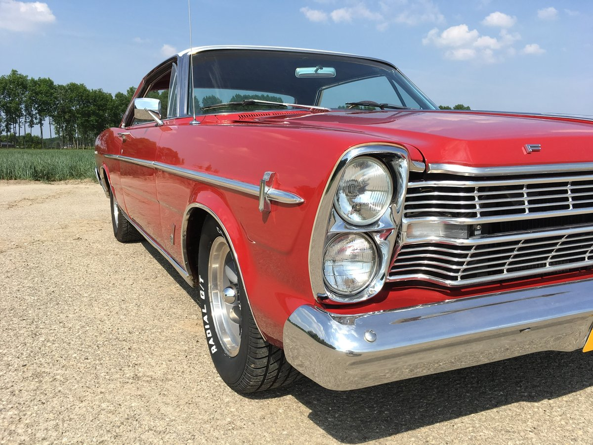 1966 Ford Galaxie 500 Hardtop Coupé ,in great condition For Sale (picture 5 of 6)