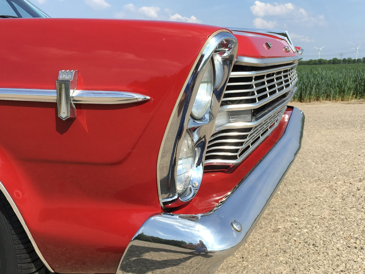 1966 Ford Galaxie 500 Hardtop Coupé ,in great condition For Sale (picture 6 of 6)