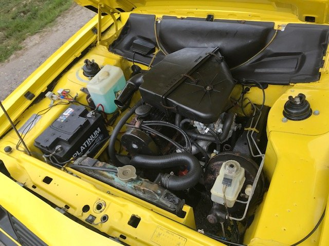 1980 Ford Escort mk2 RS2000... Unrestored car  For Sale (picture 6 of 6)