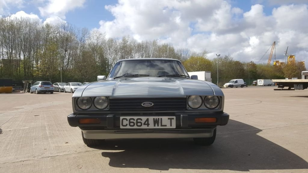 1986 FORD CAPRI 2.8I SPECIAL For Sale (picture 4 of 6)