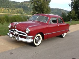1950 Ford Custom Deluxe For Sale