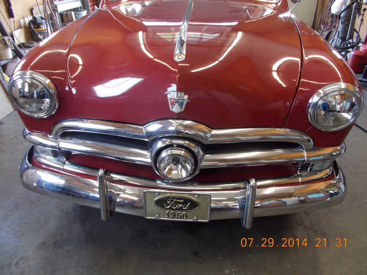 1950 Ford Custom Deluxe For Sale (picture 4 of 6)