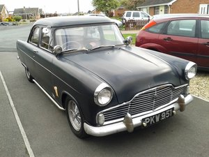 1958 FORD ZEPHYR MK2 FOR SALE