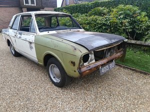 1968 Cortina Mk2 1600 GT - 2 Door -1 Former Owner - Reg 4013 RU SOLD