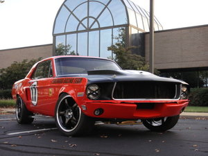 1968 Terlingua Shelby Mustang Evocation For Sale