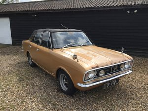 1969 Ford Cortina 1600E For Sale