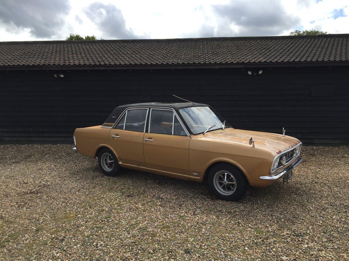 1969 Ford Cortina 1600E For Sale (picture 2 of 6)