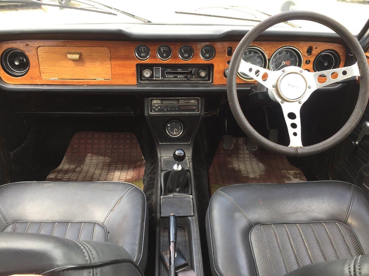 1969 Ford Cortina 1600E For Sale (picture 4 of 6)
