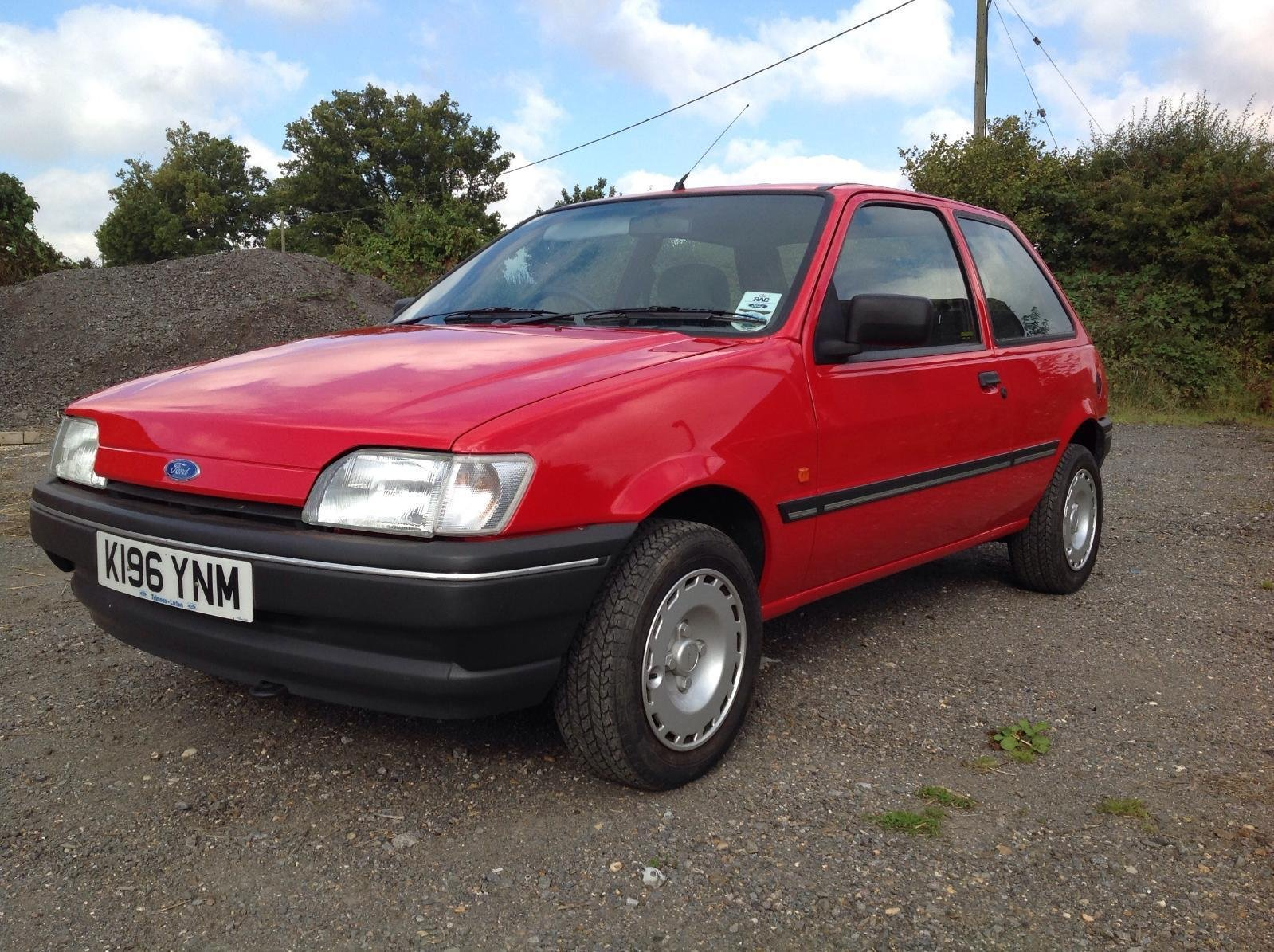1993 Ford Fiesta 1.1LX For Sale (picture 1 of 6)