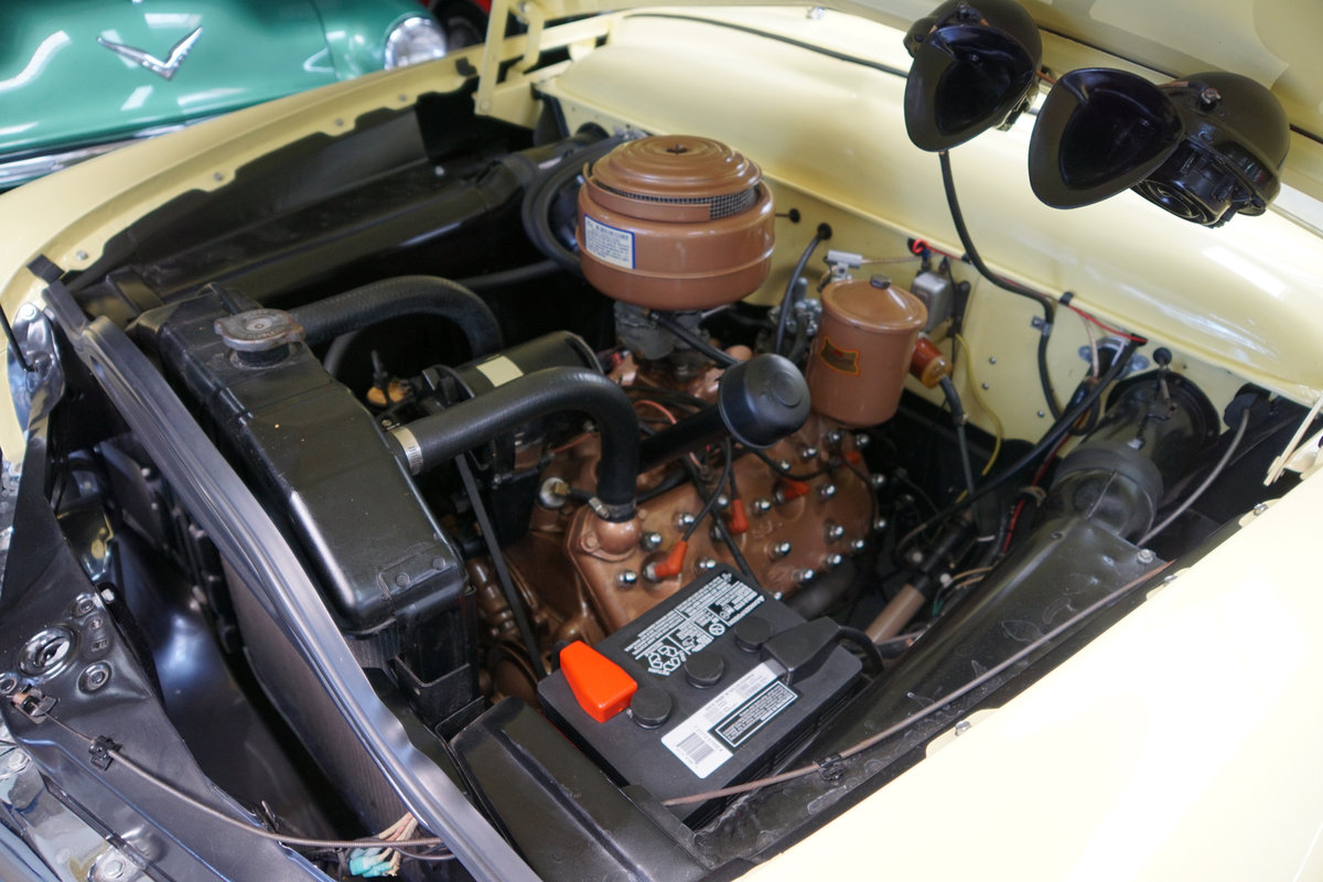 1951 Ford Custom DeLuxe 239 V8 Convertible  For Sale (picture 6 of 6)