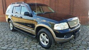2001 FORD EXPLORER 4.6 AUTOMATIC 4X4 LEATHER 7 SEATER  For Sale
