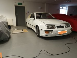 1986 Ford Sierra Rs Co's worth restoration For Sale