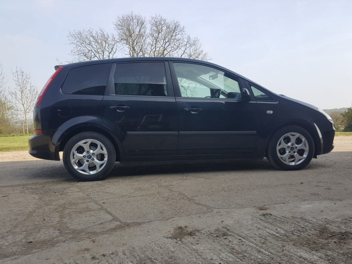 2009 Ford C-Max 1.8 Zetec Petrol For Sale (picture 2 of 6)