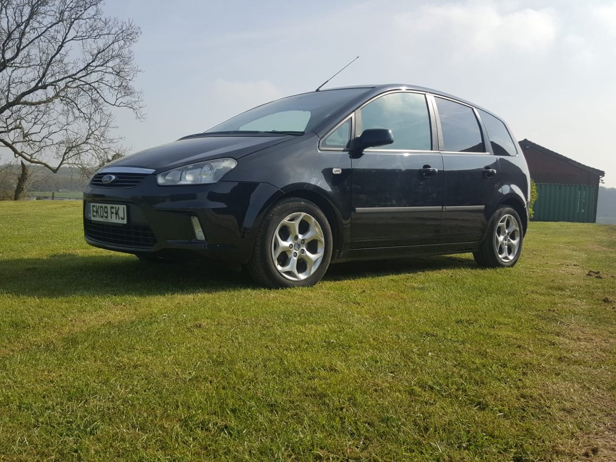2009 Ford C-Max 1.8 Zetec Petrol For Sale (picture 3 of 6)