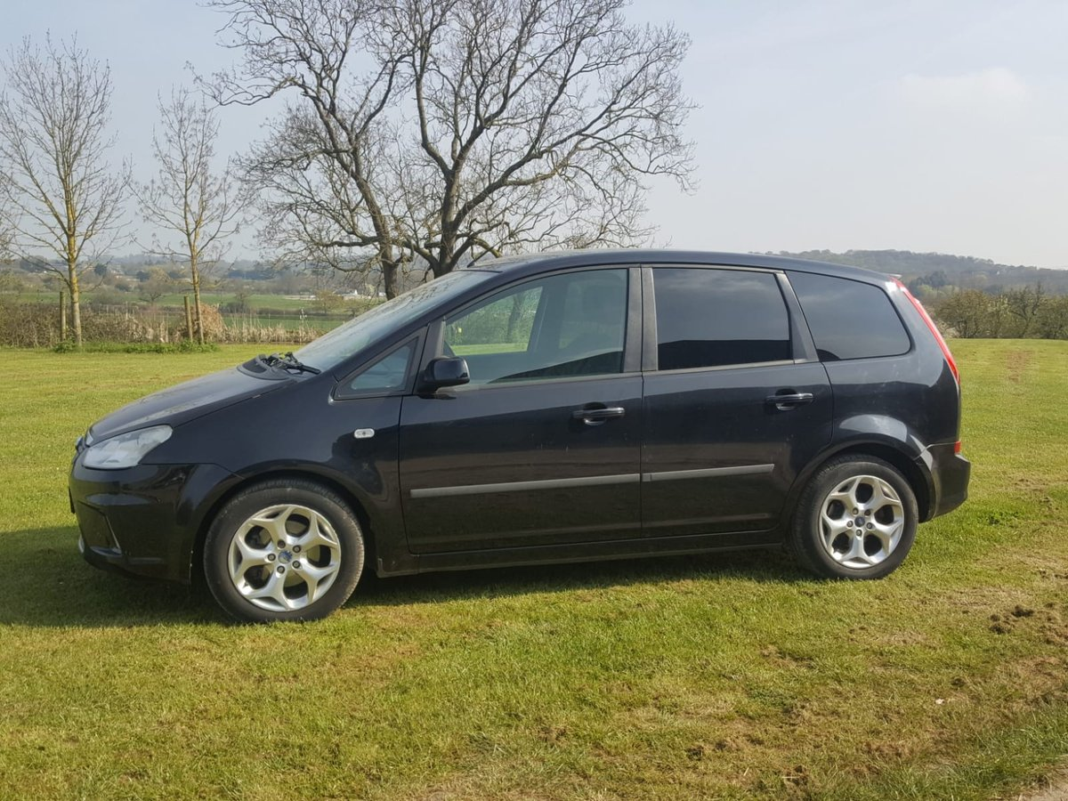 2009 Ford C-Max 1.8 Zetec Petrol For Sale (picture 4 of 6)