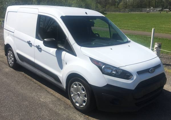 96da6a7427a7b1 ... 2015 Ford Transit XL   Work Van clean White 1 Owner  9.9k For Sale ...