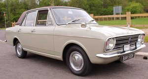 1970 Ford Cortina Deluxe 1600 cc EXPORT MODEL Beautiful  SOLD