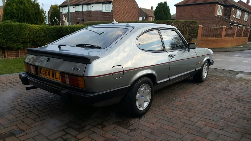 1986 FORD CAPRI 2.8I SPECIAL For Sale (picture 6 of 6)