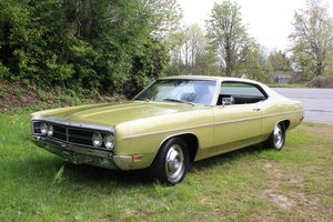 1970 Ford Galaxie  For Sale by Auction