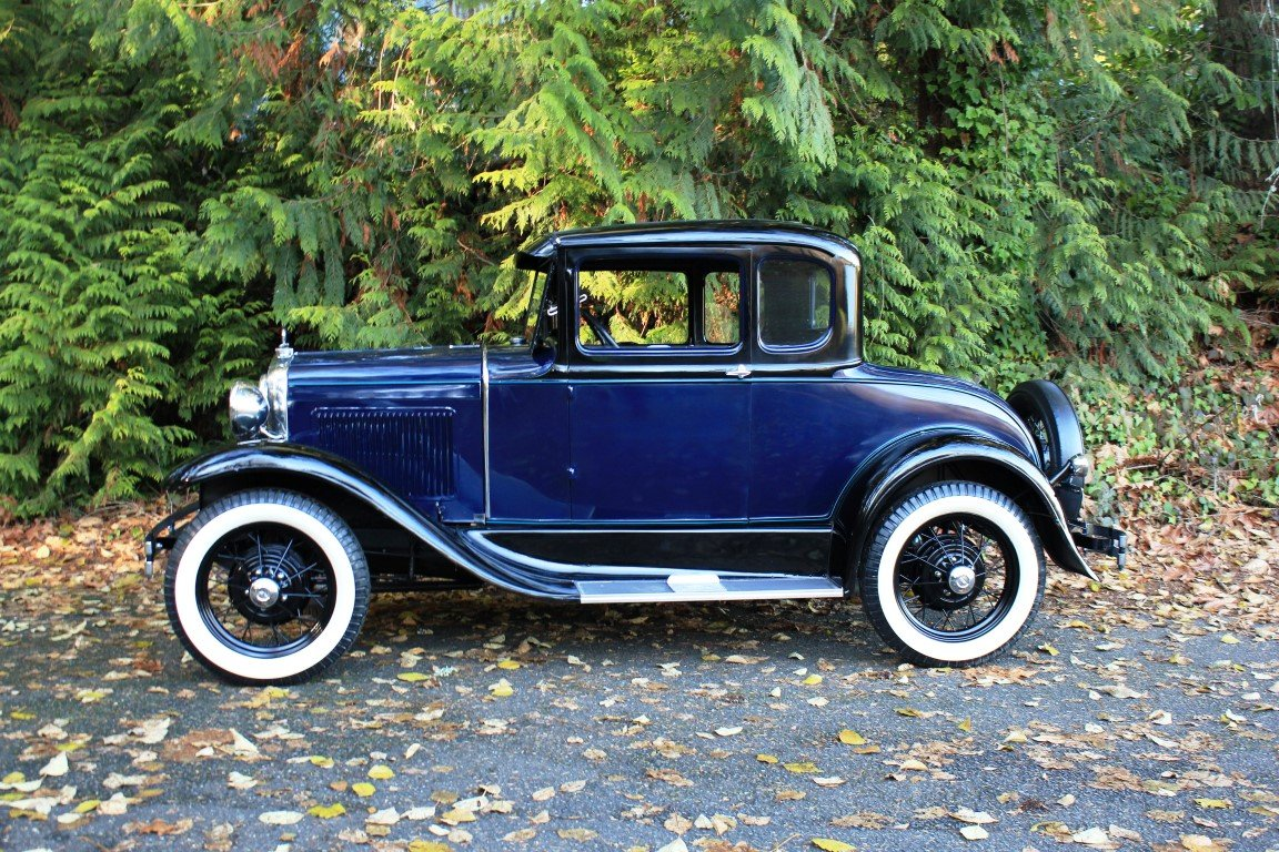 1930 Ford Model A For Sale by Auction (picture 2 of 6)