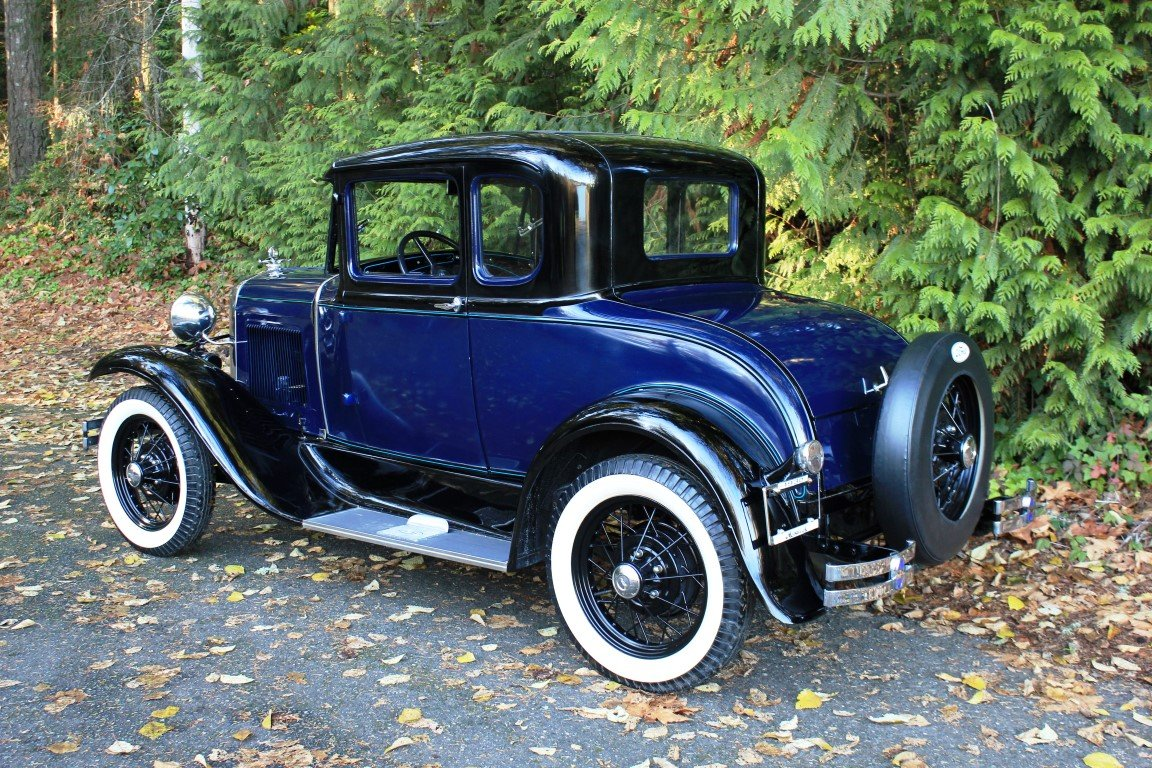 1930 Ford Model A For Sale by Auction (picture 3 of 6)