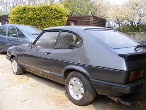1984 Capri 2.8i For Sale
