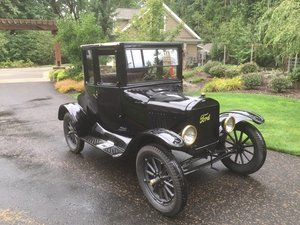 1924 Ford Model T For Sale by Auction