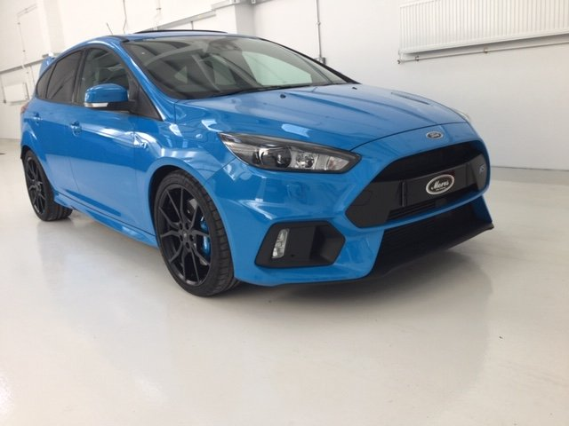 2016 Focus MK3 RS With Many Factory Options, Inc. Sunroof SOLD (picture 1 of 6)