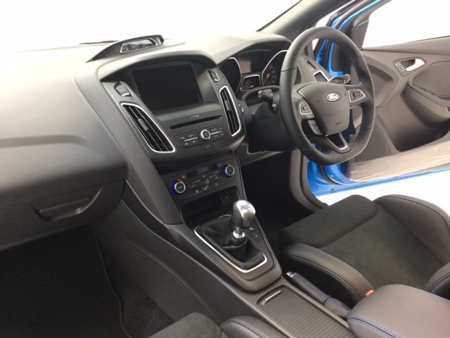 2016 Focus MK3 RS With Many Factory Options, Inc. Sunroof SOLD (picture 3 of 6)