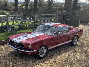 1966 Ford Mustang Fastback GT350, 289 V8 restored For Sale