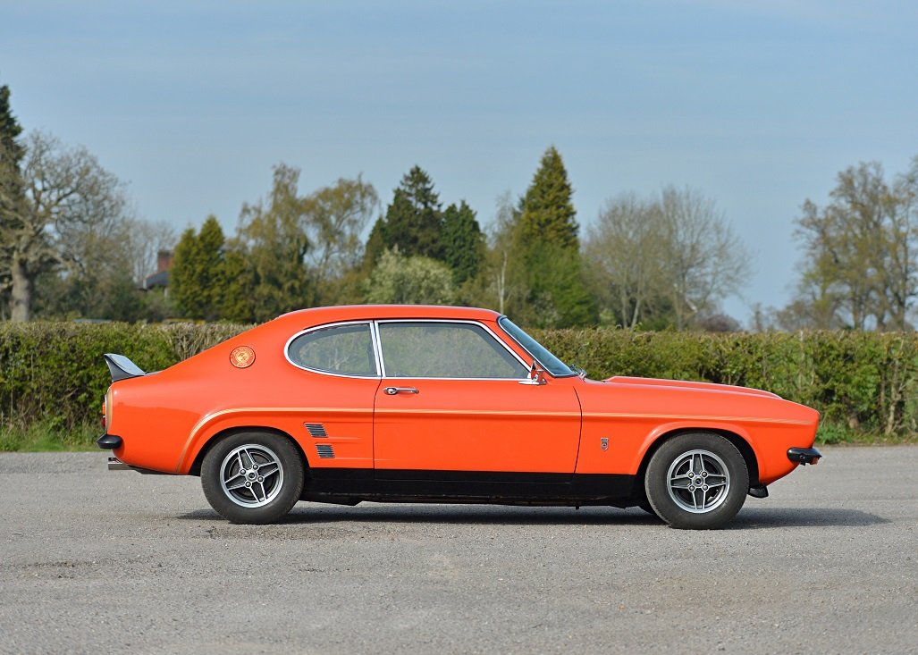 1974 Ford Capri RS 3100 SOLD by Auction (picture 2 of 6)