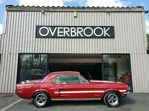 1968 Ford Mustang GT/CS GENUINE California Special SHELBY  For Sale