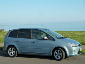 Picture of 2009  C-MAX 2.0 AUTOMATIC 6 SPEED ZETEC 5DR MPV ONE FAMILY OWNER  SOLD