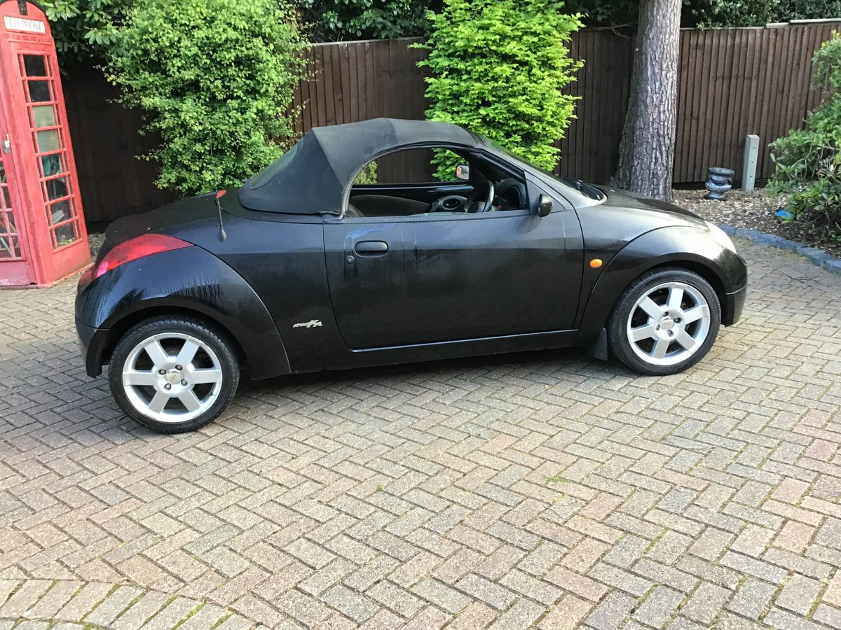2005 Ford Convertible StreetKa 1.6 For Sale (picture 1 of 1)