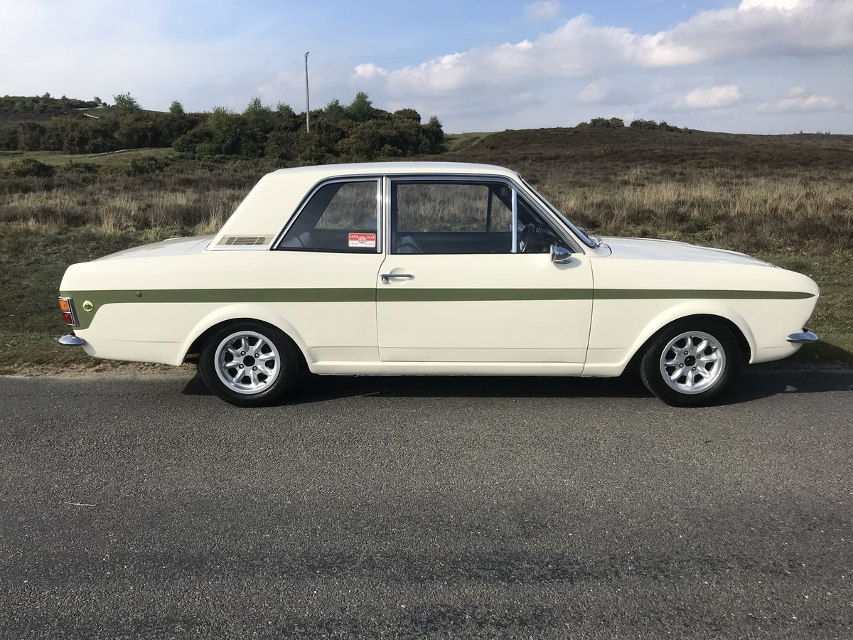 Lotus Cortina MK2 1968  SOLD (picture 2 of 6)