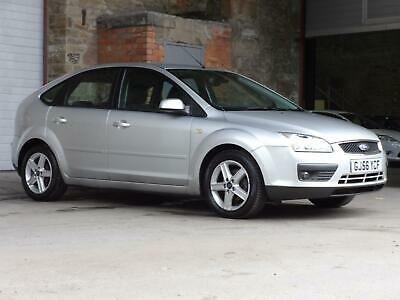 2006 Ford Focus 1.6 Titanium 5DR For Sale (picture 1 of 6)