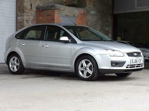 2006 Ford Focus 1.6 Titanium 5DR For Sale