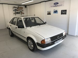 1982 Ford escort mk3 For Sale