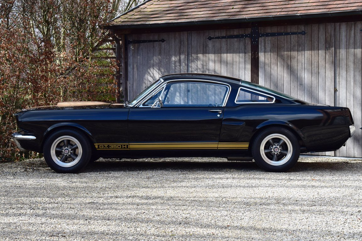 1965 Ford Mustang Fastback Shelby GT350H For Sale (picture 2 of 6)