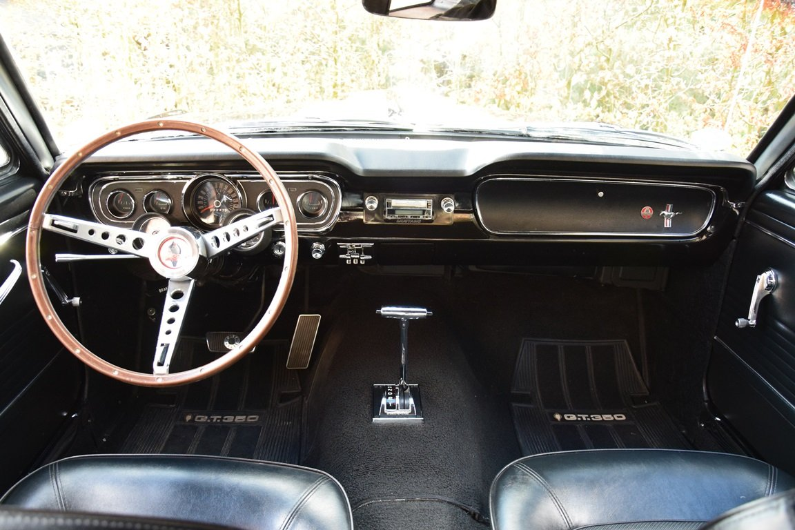 1965 Ford Mustang Fastback Shelby GT350H For Sale (picture 5 of 6)