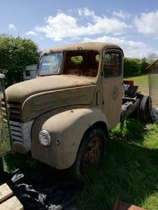 1960 Drives and tips ford Thames Long bonnet truck SOLD | Car And