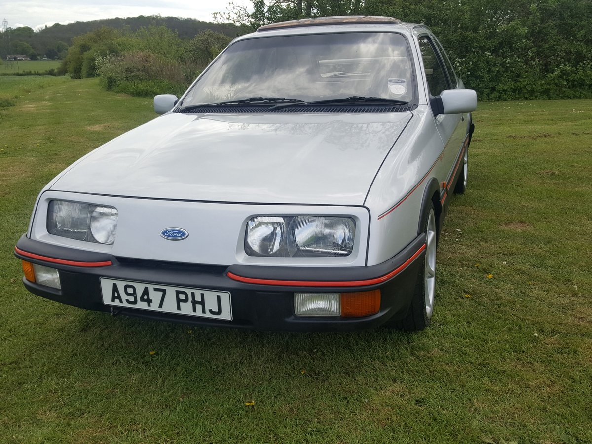 1983 Ford sierra XR4i in lovely condition For Sale (picture 1 of 6)