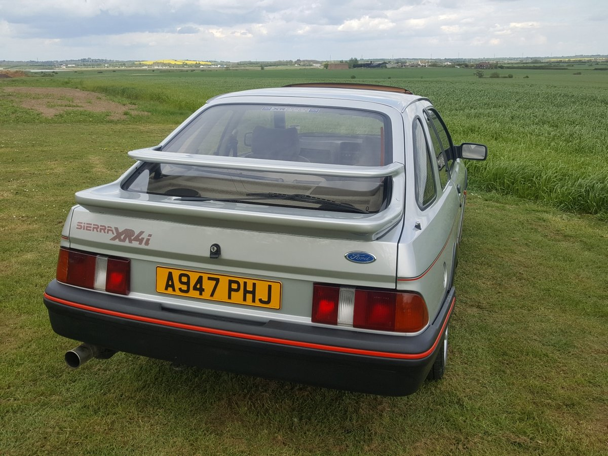 1983 Ford sierra XR4i in lovely condition For Sale (picture 2 of 6)