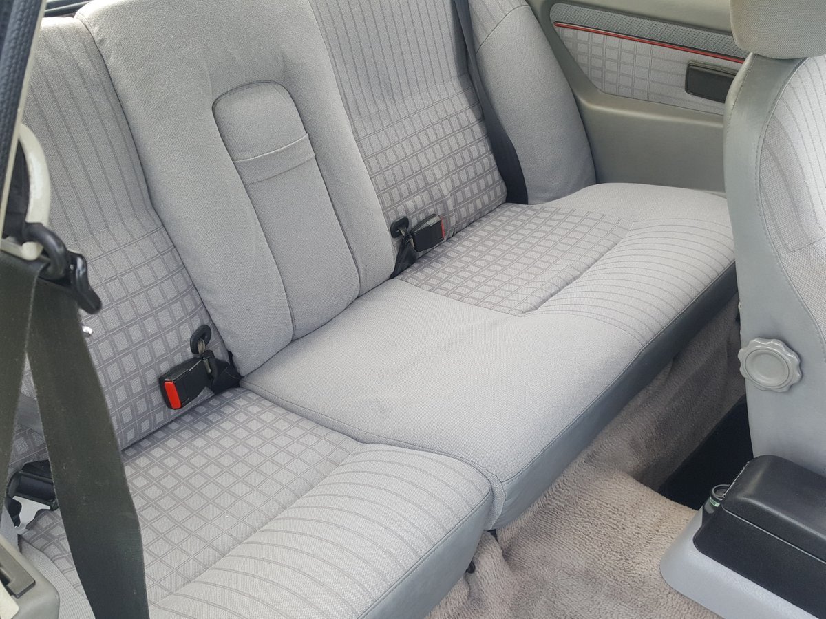 1983 Ford sierra XR4i in lovely condition For Sale (picture 4 of 6)