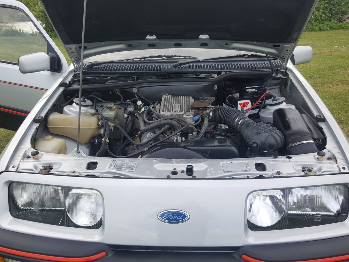 1983 Ford sierra XR4i in lovely condition For Sale (picture 5 of 6)